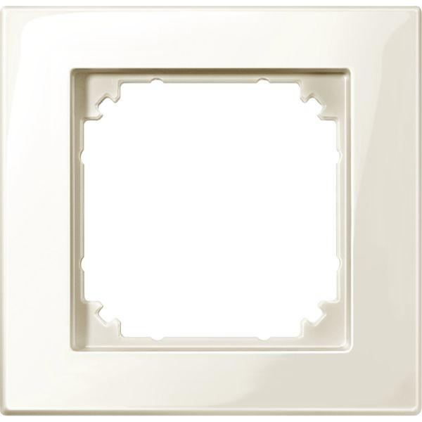 Merten System M M-Plan Weiß glänzend
