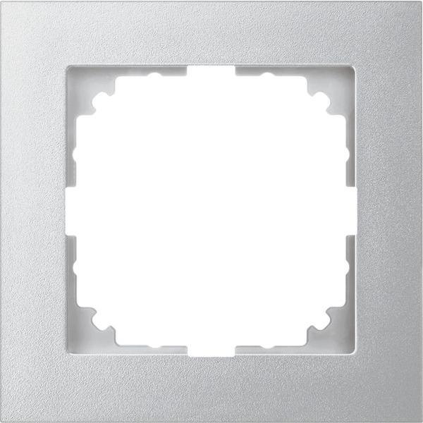 Merten System M M-Pure aluminium