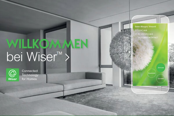 Merten Wiser Smart-Home