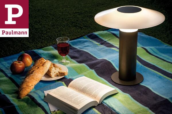 Mobile Außenleuchten - kabelloses Licht
