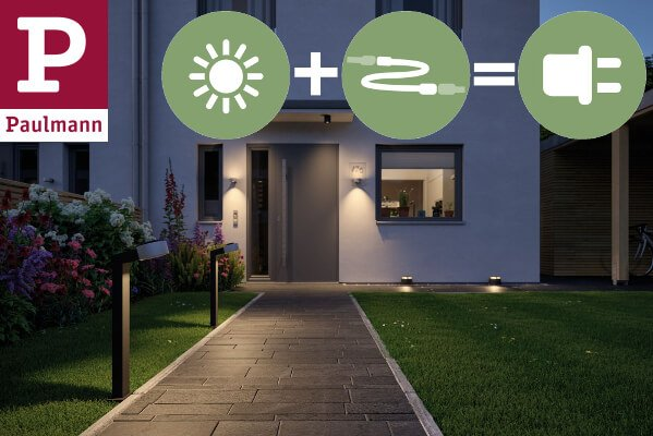 Plug&Shine - JETZT 10% extra sparen !