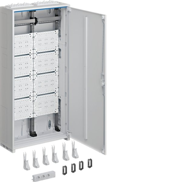 Hager Zb32nw Komplettschrank Multimedia Universz 1100x550x205mm Ip44 Schutzklasseii 2 Feldig Kaufen Elektro Wandelt